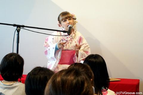グレース・ヴァンダーウォール、日本での食生活を語る