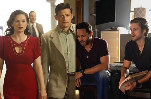 日本初放送の新シーズン2作品が7月のDlifeに登場! 「エージェント・カーター2」「西海岸捜査ファイル ~グレイスランド~3」