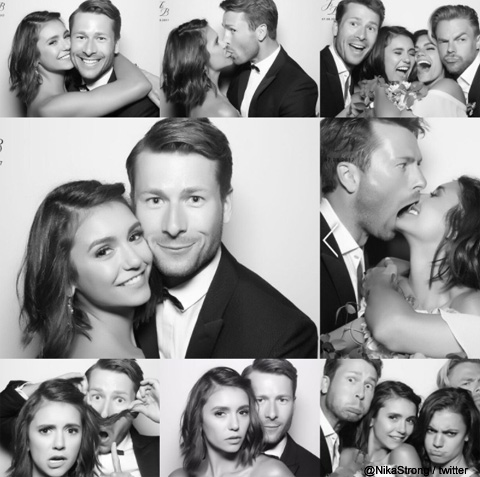「ヴァンパイア・ダイアリーズ」ニーナ・ドブレフに新恋人! 友人の結婚式にてアツアツすぎる写真を撮影[写真あり]