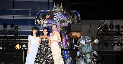 映画「トランスフォーマー/最後の騎士王」ジャパンプレミア