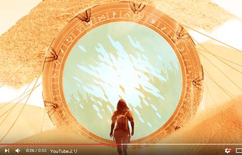 人気SFシリーズ「スターゲイト」が復活! スターゲイト計画の生みの親キャサリンを描く[動画あり]