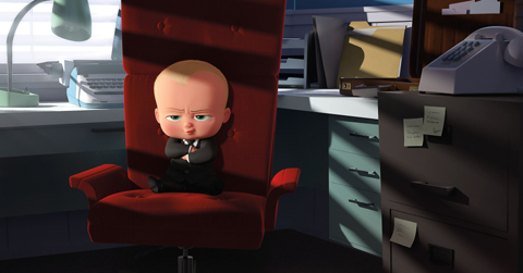 映画「THE BOSS BABY(原題)」