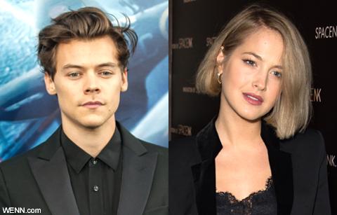 「1D」ハリー・スタイルズの新恋人報道に、あの元カノはちょっと不満…?