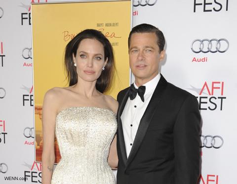 ブラッド・ピット、アンジェリーナ・ジョリー夫妻の離婚は結局、取りやめ?! 「離婚について、なにも動いていない」