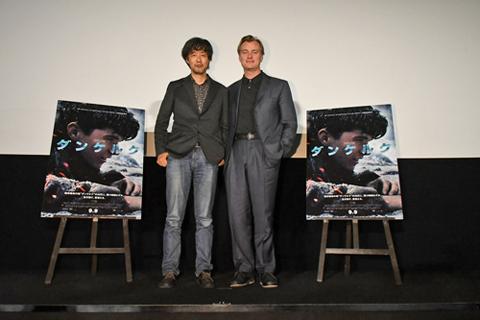 山崎貴監督(左)、クリストファー・ノーラン監督