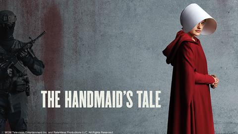 「The Handmaid's Tale」(原題)