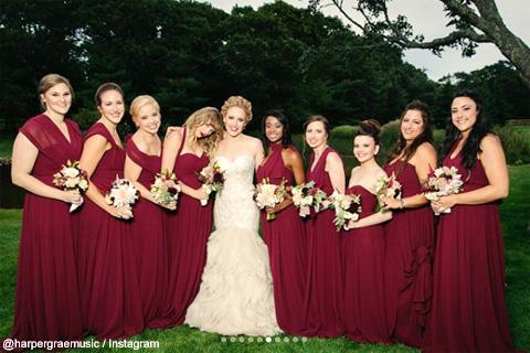 アビゲイルの結婚式