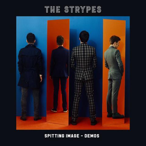 ザ・ストライプス「Spitting Image (Demos EP)」