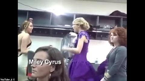 マイリー・サイラス&テイラー・スウィフトが、レディー・ガガの曲でダンス! 2008年の動画が公開[動画]