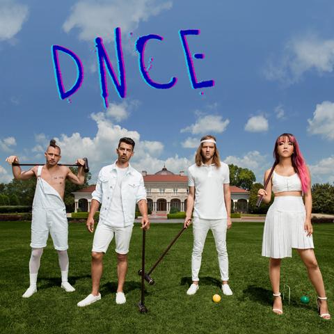 「DNCE -ジャンボ・エディション-」