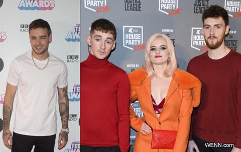 「2017 MTV EMA」の出演者第2弾として、リアム・ペインやクリーン・バンディットらが発表に