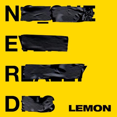 N.E.R.D & リアーナ 「Lemon / レモン」