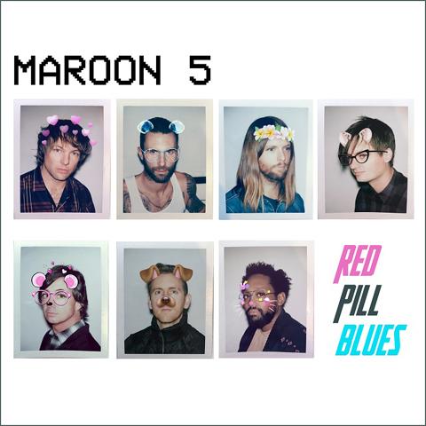 マルーン5「レッド・ピル・ブルース」