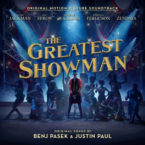 「The Greatest Showman (Soundtrack)」