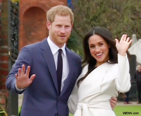 ヘンリー王子&メーガン・マークル