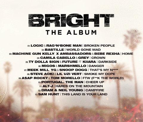 「ブライト:ザ・アルバム / BRIGHT: THE ALBUM」