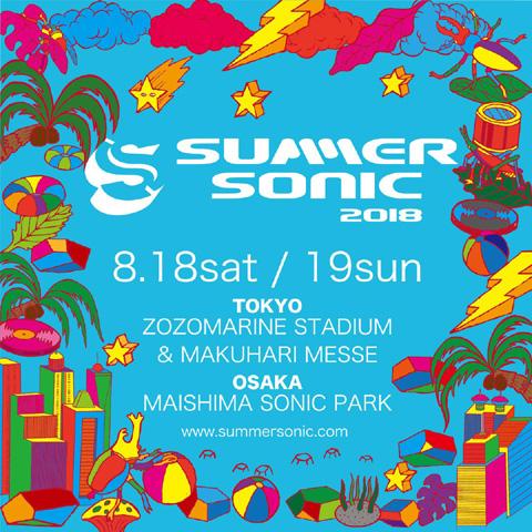@summer_sonic / Twitter