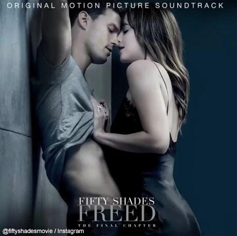 サウンドトラック「Fifty Shades Freed」