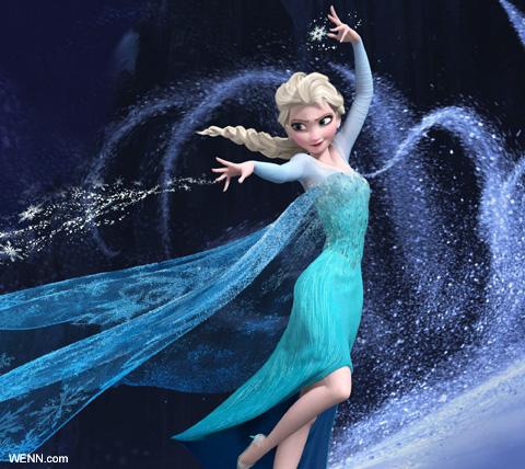 エルサ 「アナと雪の女王」より