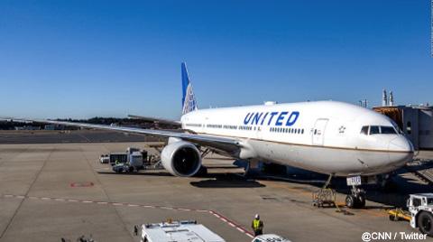 ユナイテッド航空機