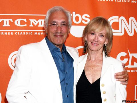 スティーヴン・ボチコと、ダイナ夫人 2008年撮影