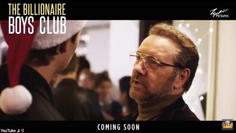 ケヴィン・スペイシー 「Billionaire Boys Club」