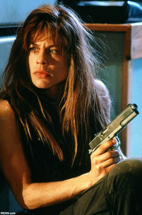 「ターミネーター」最新作に、サラ・コナーが帰ってくる! リンダ・ハミルトンが「アイル・ビー・バック!」