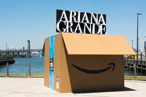 「Amazon Music Unboxing Prime Day」