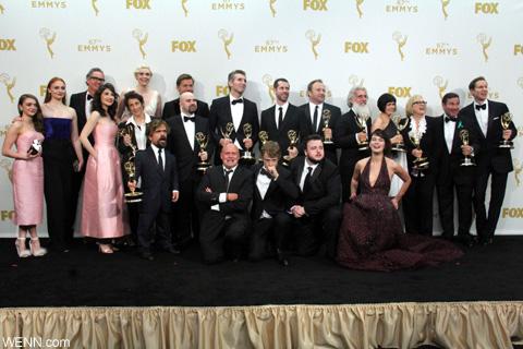 第67回エミー賞では、12部門を受賞した