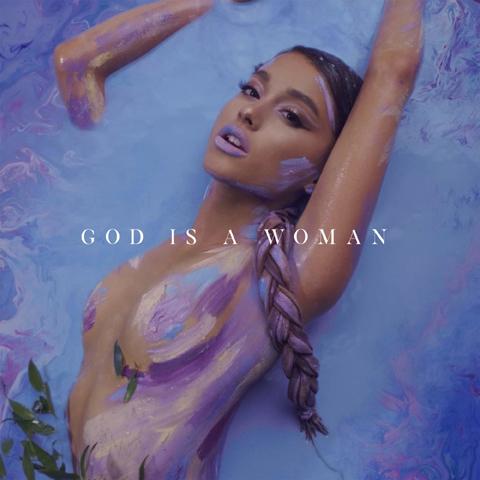 アリアナ・グランデ「God Is A Woman」