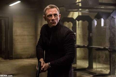 「007 スペクター」(2015)より