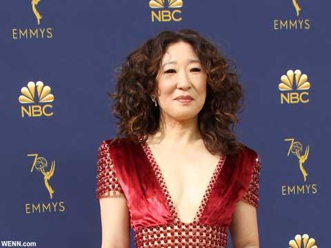 サンドラ・オー、アジア系初の主演女優賞獲得ならず