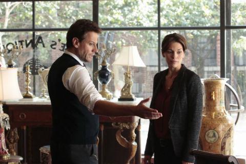 海外ドラマ 「FOREVER Dr.モーガンのNY事件簿」 シーズン1で打ち切りでした。 - MOVIE レビュー