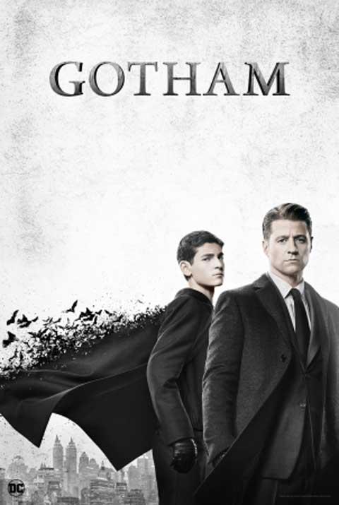DCTVシリーズ3作品が一斉スタート!「GOTHAM / ゴッサム」シーズン4、「SUPERGIRL / スーパーガール」シーズン3、「ARROW / アロー」シーズン6がAXNにて日本初放送決定