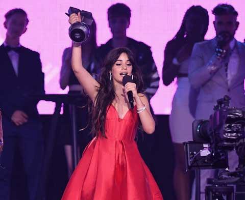 ヨーロッパ最大級の音楽授賞式「2018 MTV EMA」が開催! カミラ・カベロが「BEST ARTIST」を含む4冠を獲得!豪華イベントの模様はMTVにて放送