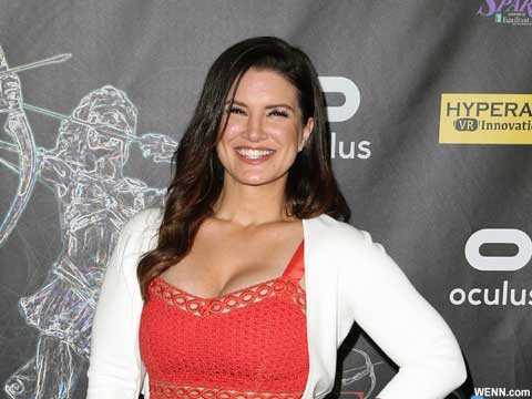 「スター・ウォーズ」新シリーズに、「デッドプール」出演の格闘家ジーナ・カラーノの出演が決定
