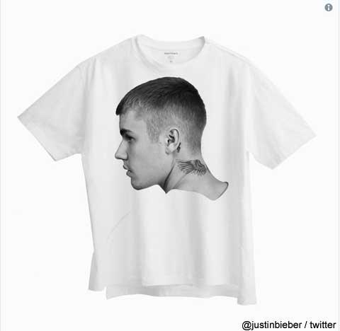 ジャスティン・ビーバー、カリフォルニア山火事の被害に遭った動物を支援! オリジナルTシャツを販売[写真あり]