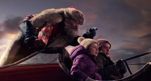 「クリスマス・クロニクル」