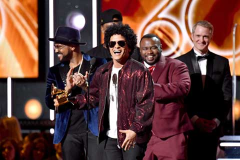 世界最高峰の音楽の祭典「第61回グラミー賞授賞式」、WOWOWにて独占生中継が決定! レッドカーペットや感動的な受賞の瞬間は見逃せない