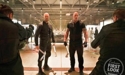 「Hobbs and Shaw」