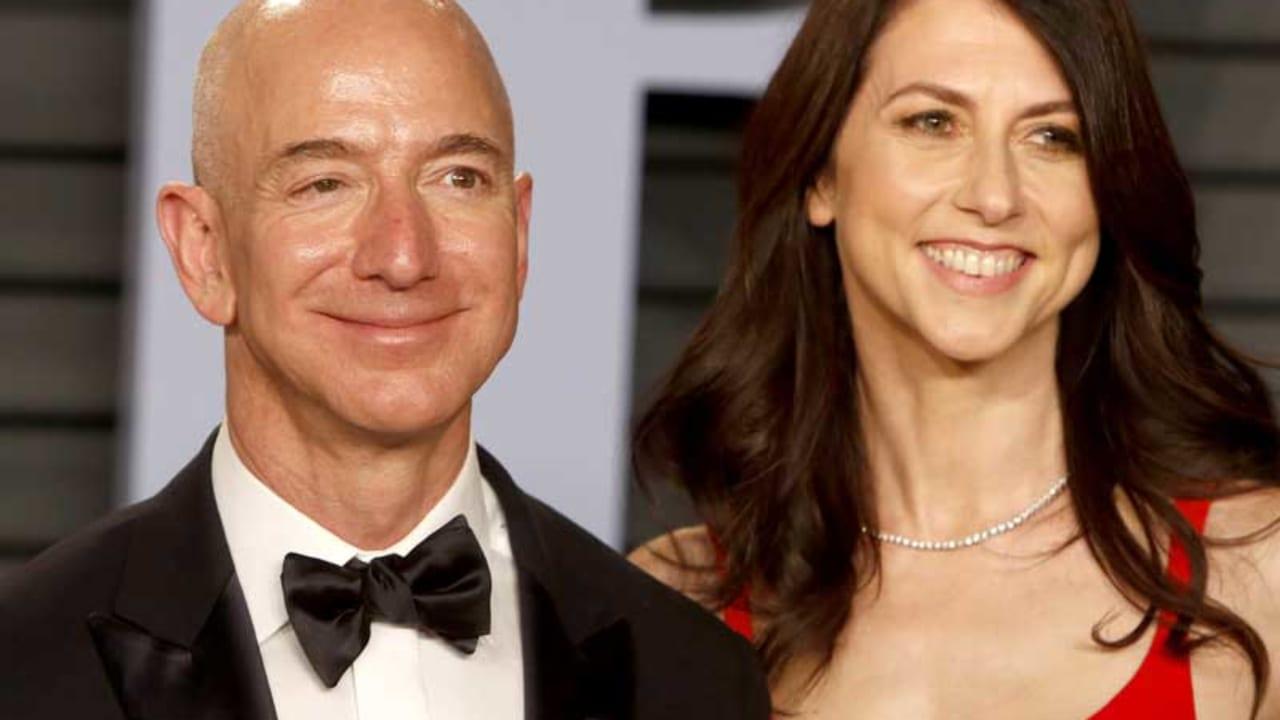 AmazonのCEOジェフ・ベゾスが離婚! 総資産約15兆円はどうなる ...