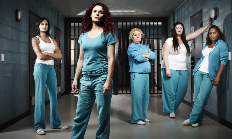「ウェントワース女子刑務所」