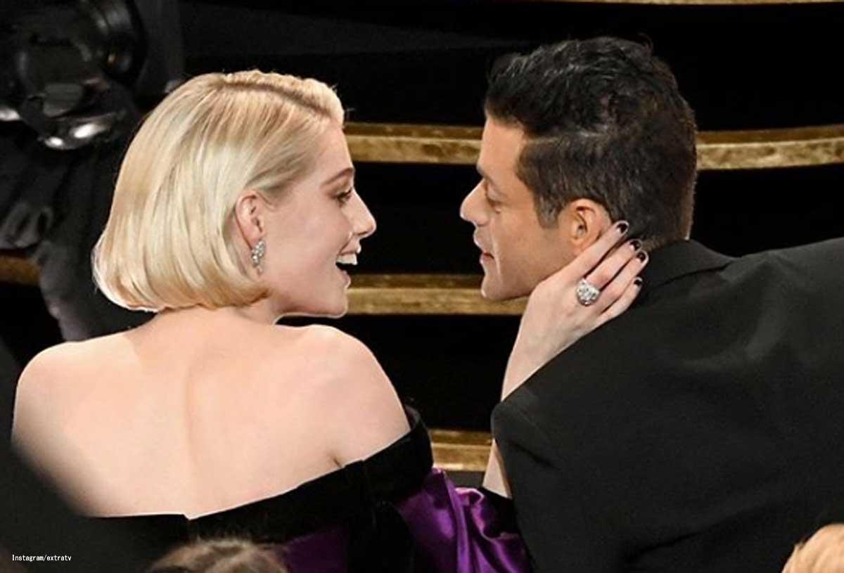「ボヘミアン・ラプソディ」ラミ・マレック&ルーシー・ボイントン、アカデミー賞授賞式で見せた映画さながらのロマンチックな光景に思わず感涙
