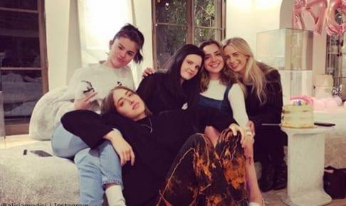 セレーナ・ゴメスと親友たち