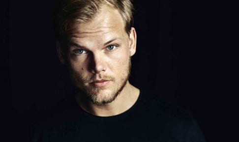 Avicii/photo by Sean Eriksson