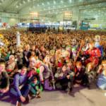 東京コミコン2018 グランドフィナーレの様子