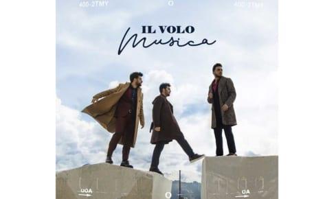 イル・ヴォーロ 4年ぶりとなる新アルバム「MUSICA〜愛する人よ」
