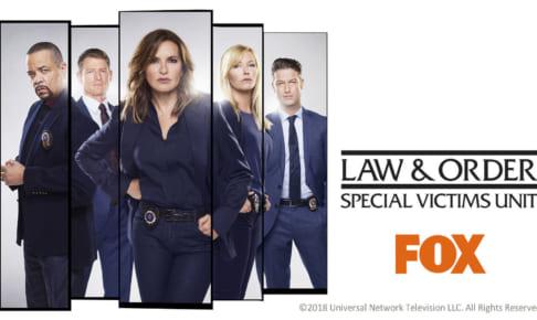 『LAW & ORDER: 性犯罪特捜班』 シーズン20