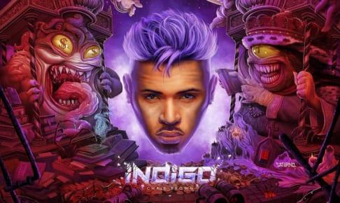 クリス・ブラウン『Indigo|インディゴ』