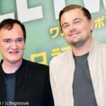クエンティン・タランティーノ&レオナルド・ディカプリオ(右)/Yutaka Kishi / (c)tvgroove